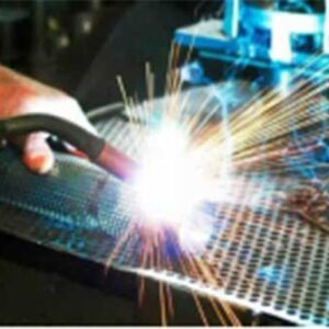 welding for high temperature alloys