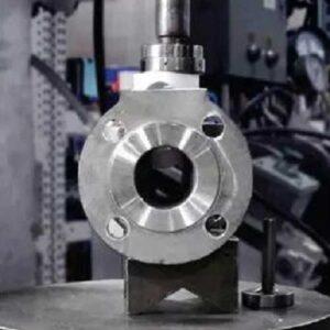 valve alloy materials:Soft seat plug valve